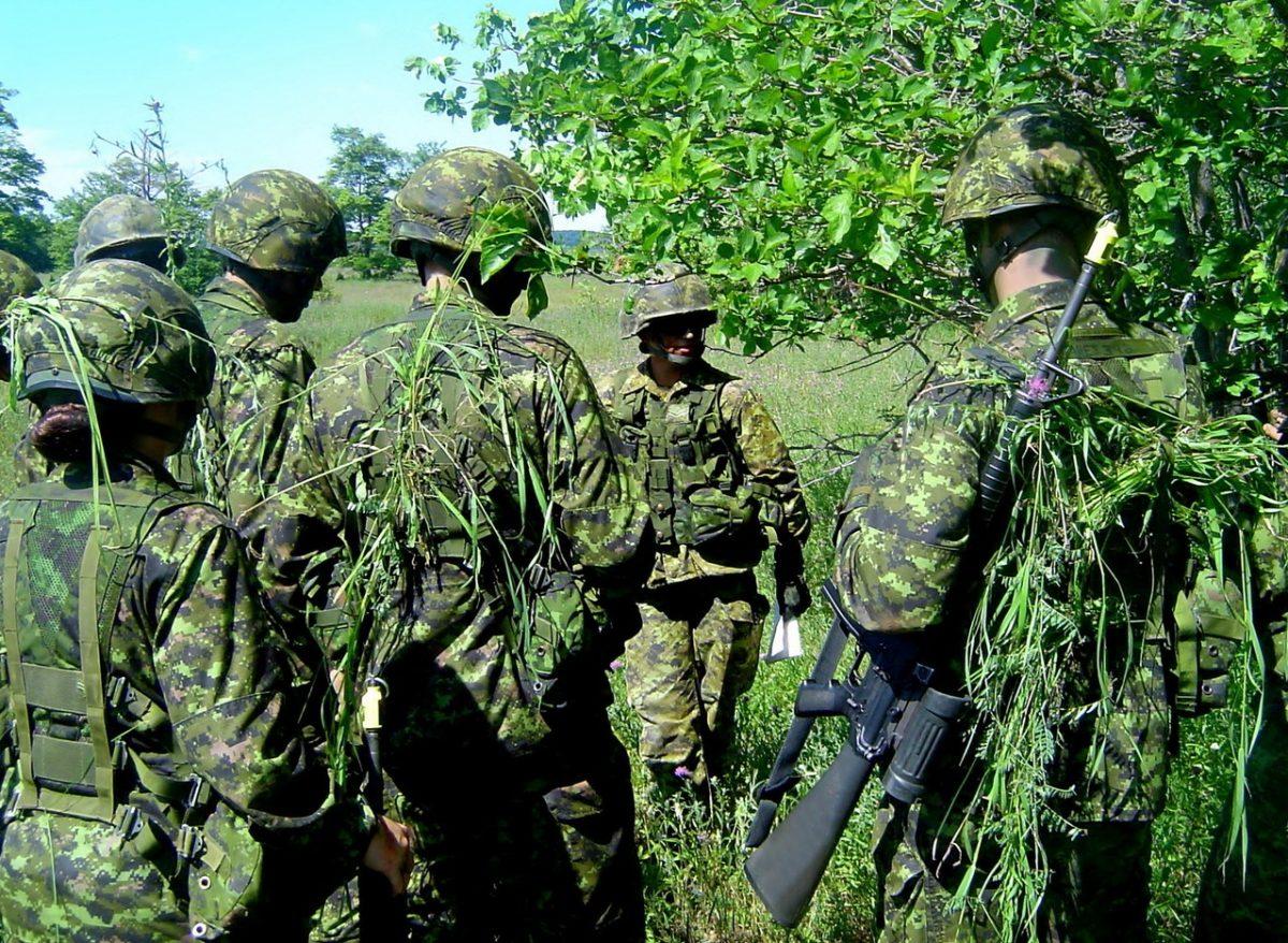 Armia skuteczna to armia wyposażona