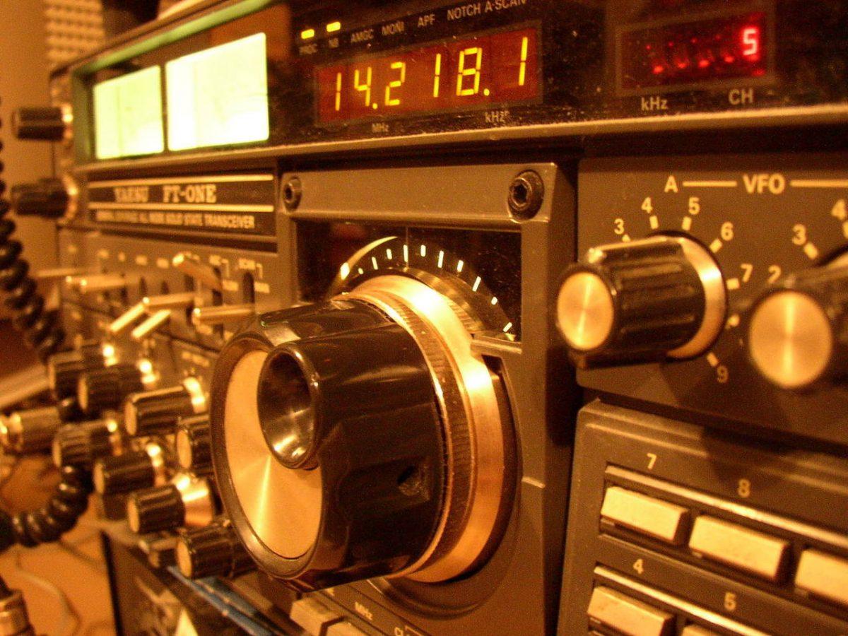 Radio wojskowe