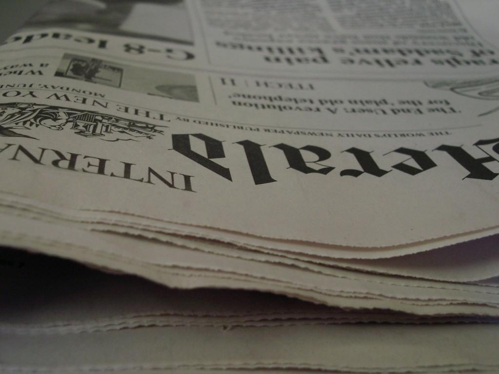 Internetowe serwisy informacyjne to nie są gazety w Internecie
